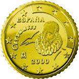 50 cents (other side, country Spain) 0.5