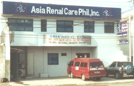 Op de kaart spa salons Caloocan, Filippijnen